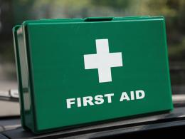Pessenger first aid kit