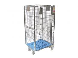 Plastic Base Roll Pallets