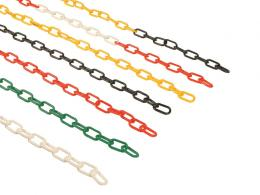 Standard plastic garden chain in different colours