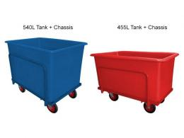 540L/455L Tank and chasis