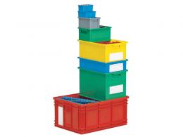 Polypropylene Stacker Bins
