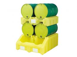 Polyrack Drum System
