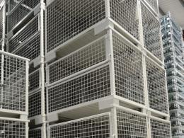 Pallet Cages and Stillages