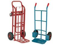 Sack trucks, furniture movers and stair climbers