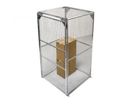 Secure Storage Mesh Cage
