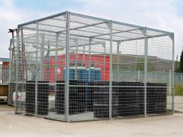 Secure Storage Mesh Cages