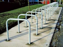 Sheffield Security Bike Rail