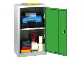 Single Door Workshop Cupboard with 1 Shelf