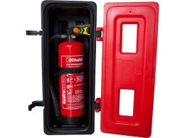Single Fire Extinguisher Cabinet