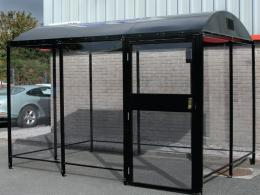 Sandford Cycle and Buggy Shelter