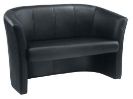 Sofa Tub Leather Reception Seat