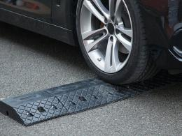5mph Standard Speed Bump Kit Black