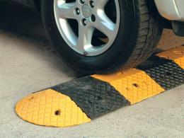 Speed bumps and cable protectors