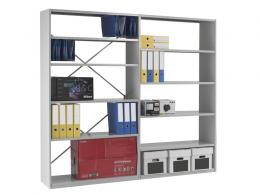 Standard Open Back Office Shelving