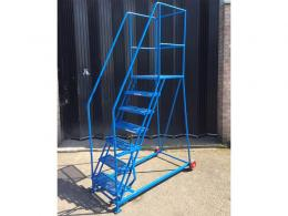 Bespoke versions of our Safety Steps can also be manufactured