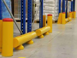 Stommpy Warehouse Barriers