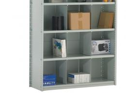Stormor 18 Compartment Bin Unit Shelving