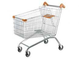 Shop trollies