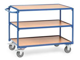 3 Shelf Table Top Carts