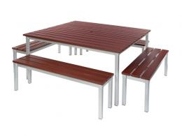Outdoor Square Table