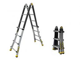 Telescopic Stepladder