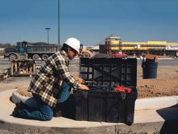 Worksite Tool Box