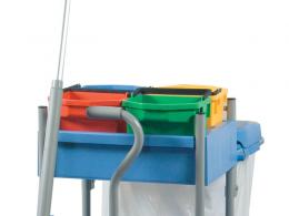 Janitorial Mopping Trolley