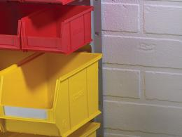 Wall Mounted Bins