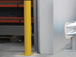 Warehouse and Storeroom Safety Bollards