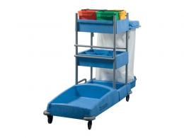 Mobile Janitorial Cart