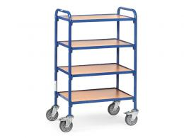 Wide Board Shelf Container Trolley