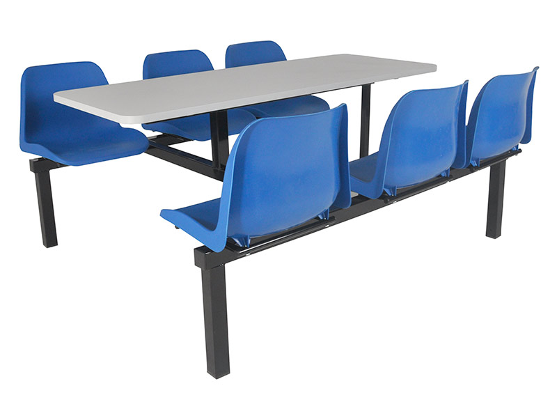 6 Seater Canteen Furniture