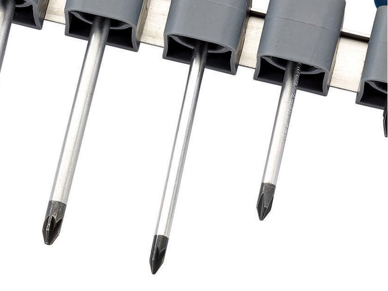 8 piece screwdriver set. Black Bedroom Furniture Sets. Home Design Ideas