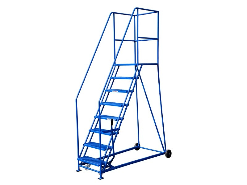 Mobile Warehouse Steps