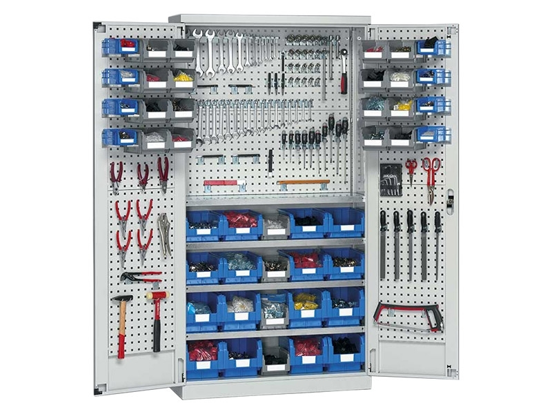 Workshop Tool Storage Centre with Hook Kit