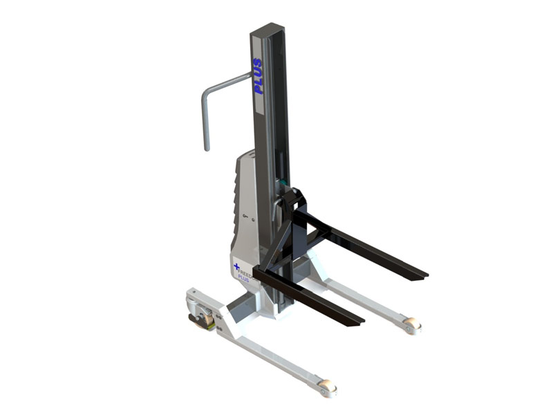Freedom Electric Stacker - Fixd Fork