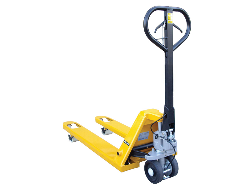 Hand Pallet Truck with Hand Brakes