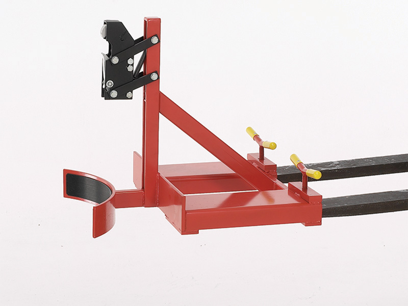 Drum Claw Fork Lift Attachment
