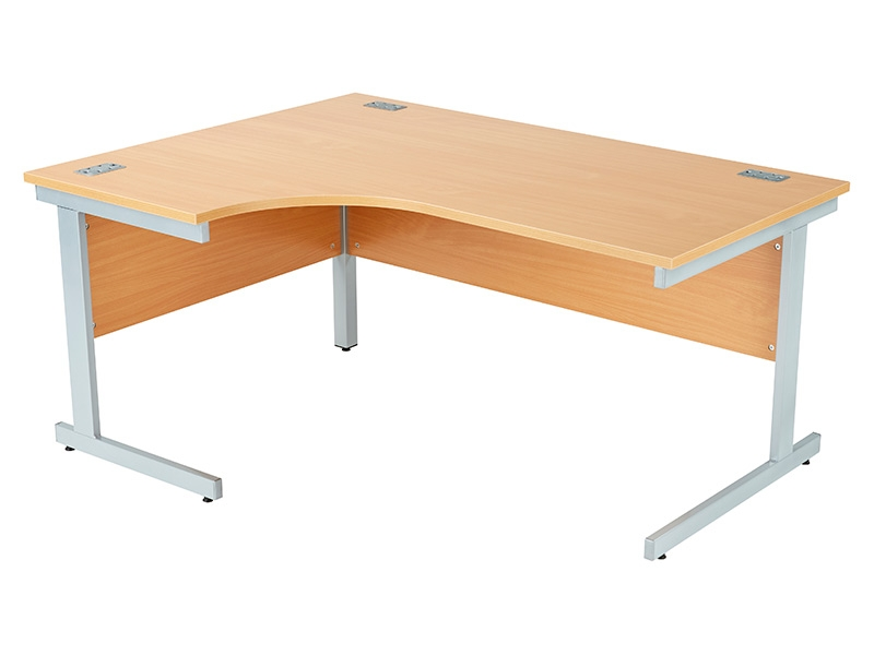Fraction Systems Core Cantilever Leg Desk