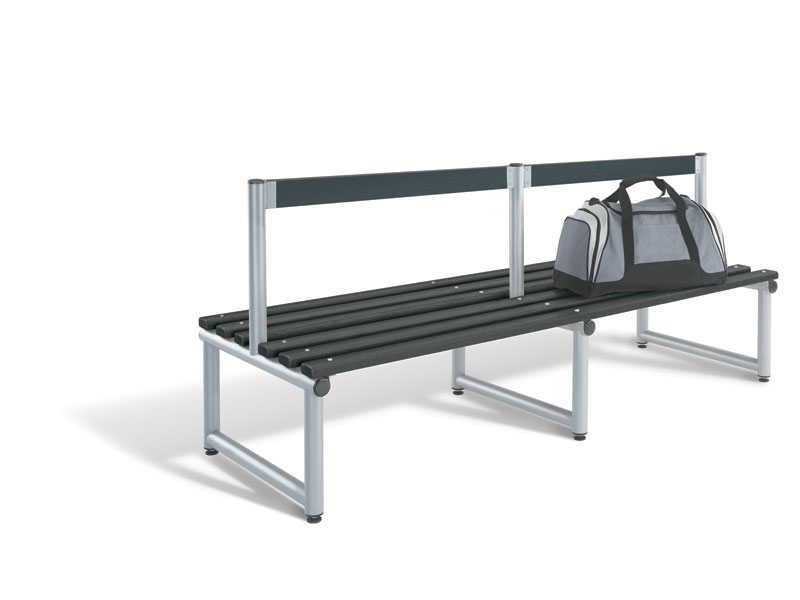 Anti-Bacterial Low Back Bench