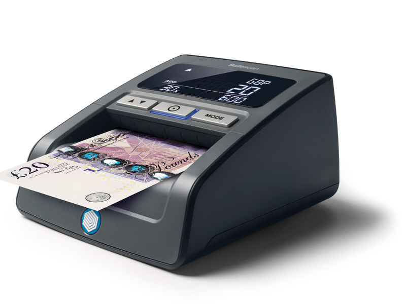 Automatic Counterfeit Money Detector