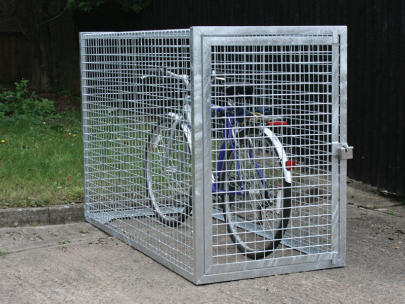 Buy Mesh Cycle Locker Free Delivery
