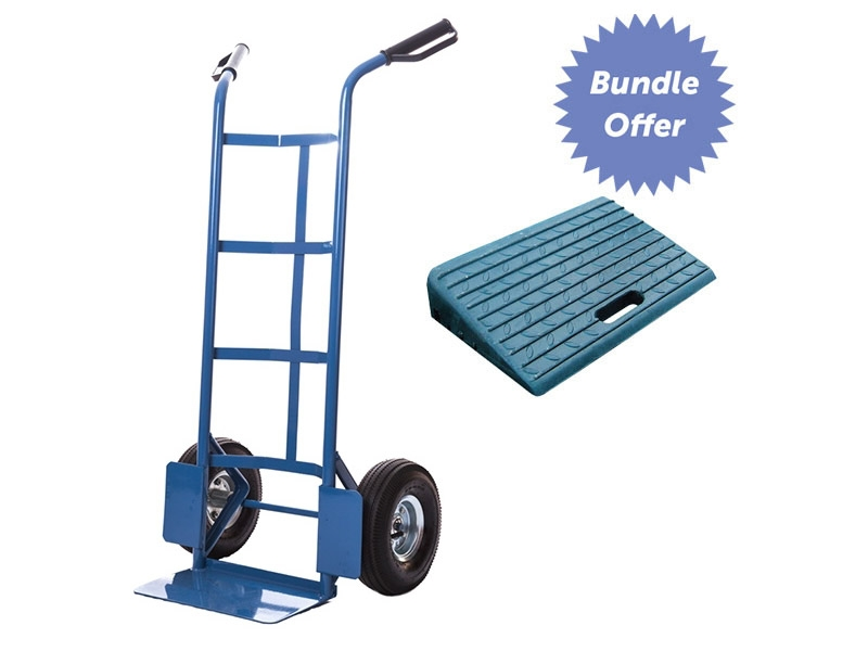 Sack Trolley with Ramp