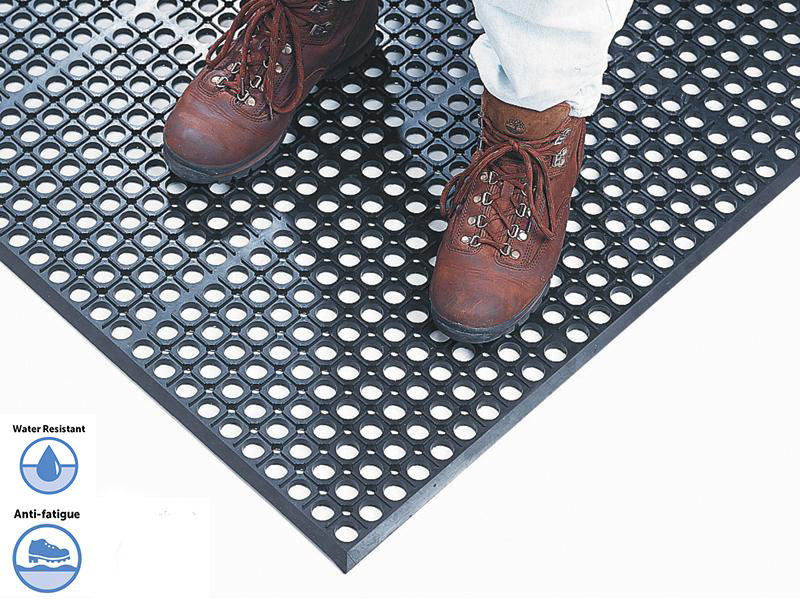 Budget Wet Area Anti-Fatigue Matting Workrite matting