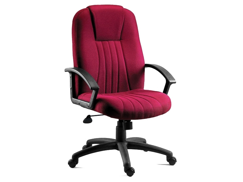 City Fabric Office Chair