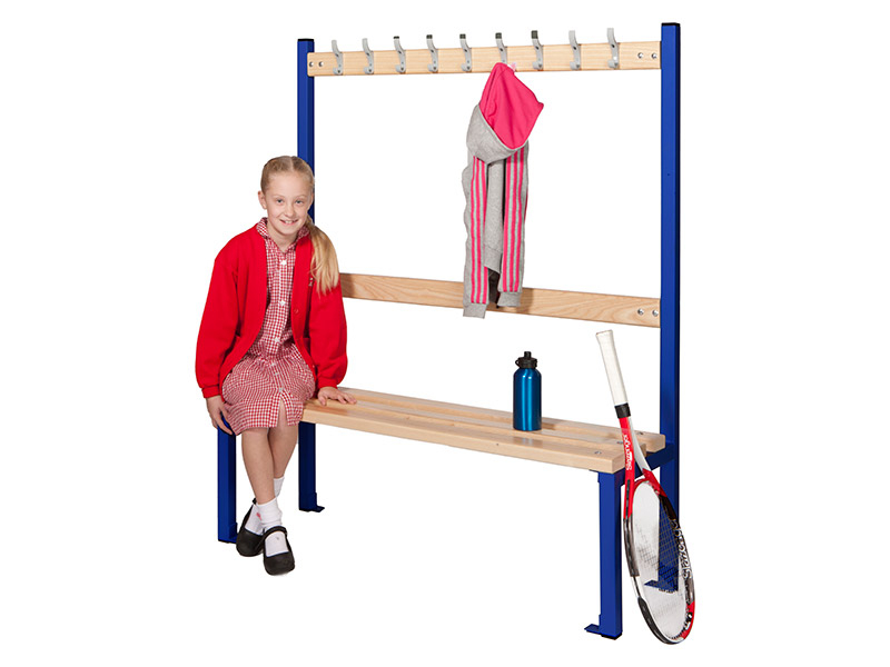 Cloakroom Benches for Schools