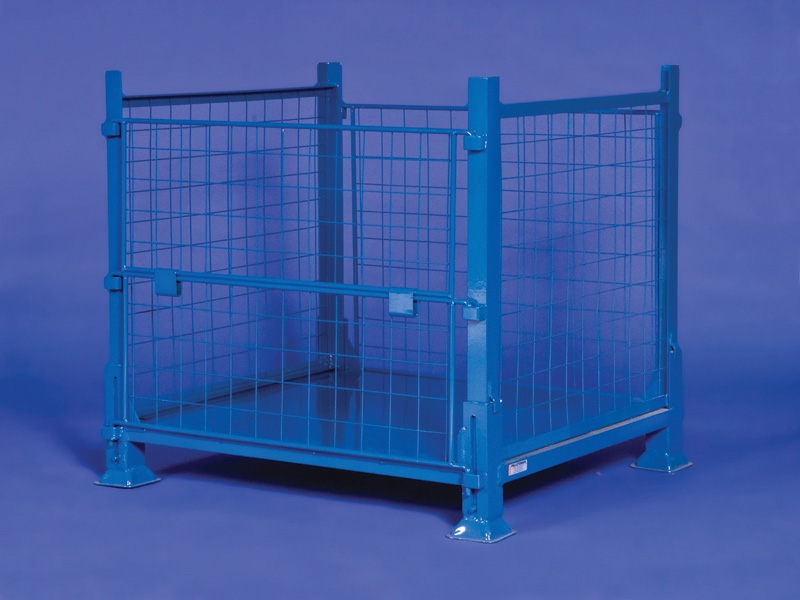 Buy Collapsible Pallet Cage Free Delivery