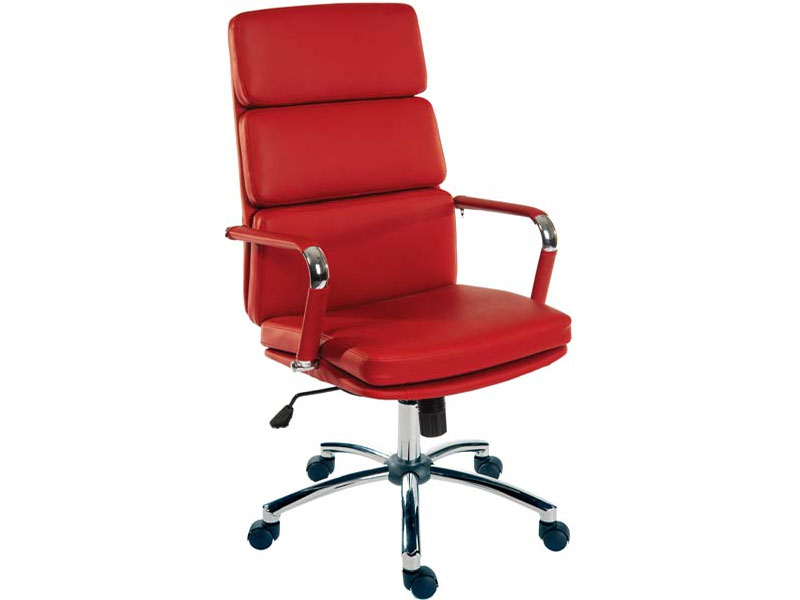 Deco Office Chair Red