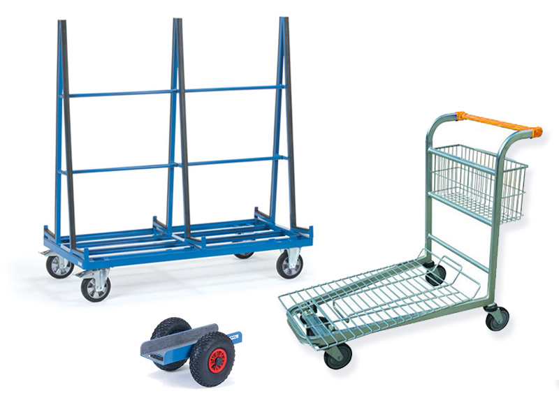 DIY Retail Trolleys