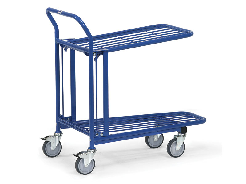 Double Platform Nesting Trolley